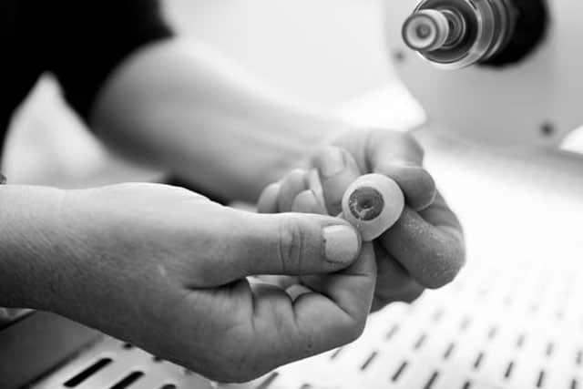 Process-polishing